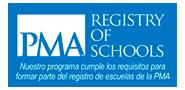 PMA escuelas